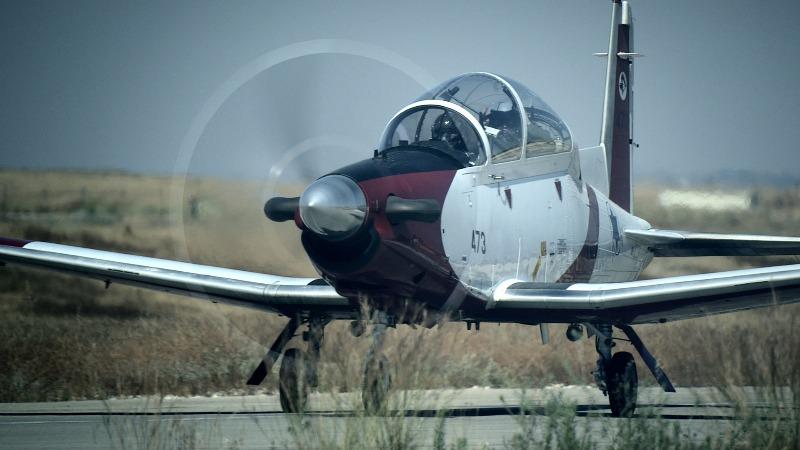 מטוס עפרוני שיסופק ליוון