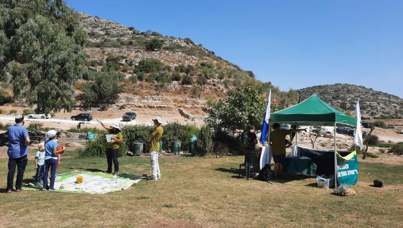 סקר: כל ישראלי שלישי ביקר בשומרון
