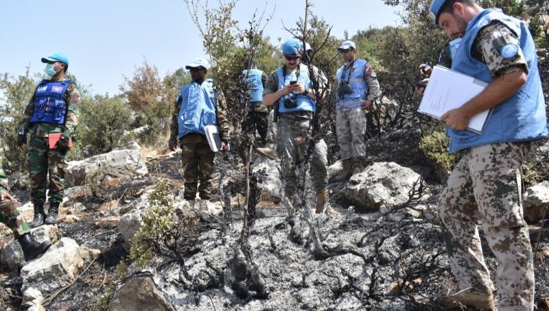 """כח האו""""ם בלבנון פתח בחקירת התקרית"""