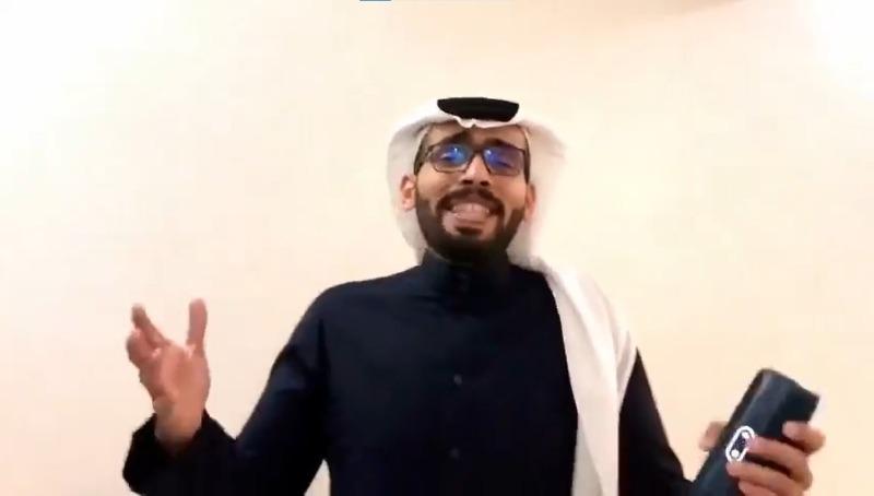 הבלוגר הסעודי, מוחמד סעוד
