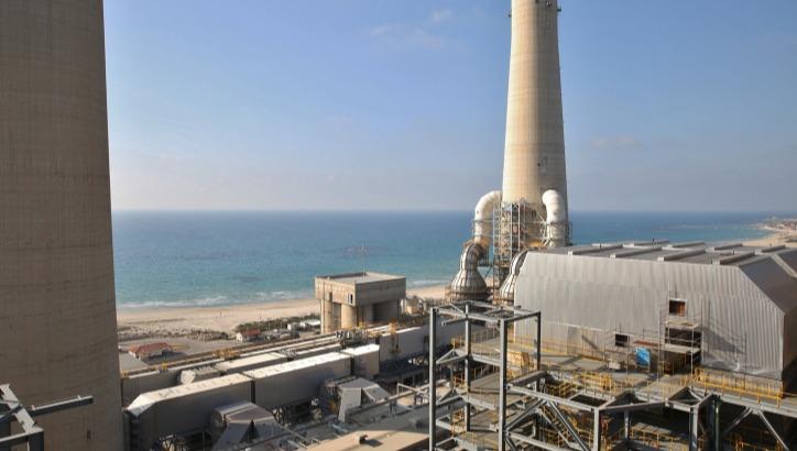 חברת החשמל נקנסה בסך 1.6 מיליון שקלים בעקבות דליפת שמן לחופי אשדוד