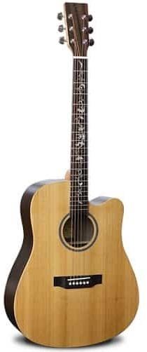 הגיטרה במקום השלישי