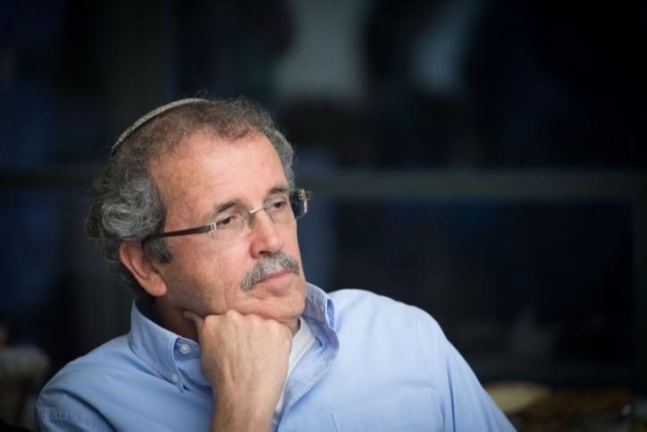 ידידיה שטרן. נשיא המכון