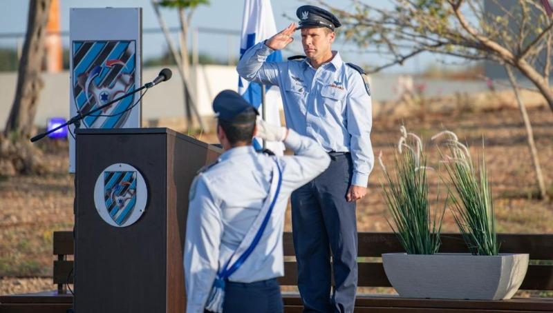 """מפקד מערך ההגנה האווירית הנכנס, תא""""ל גלעד בירן"""