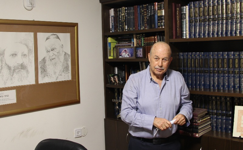 """""""עזב את הכנסת אבל לא את הפוליטיקה"""". סלומינסקי"""