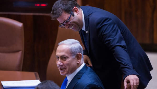 אורן חזן נותן עצות לראש הממשלה