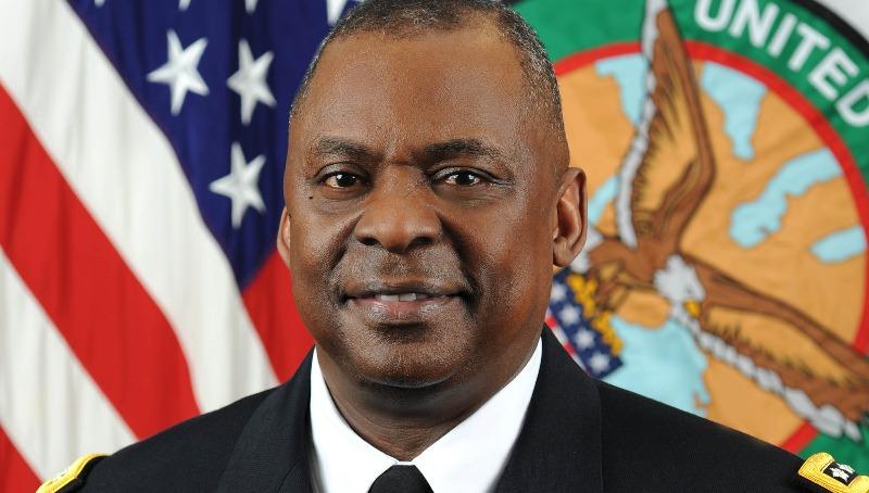 מזכיר ההגנה של ארצות הברית, לויד אוסטין