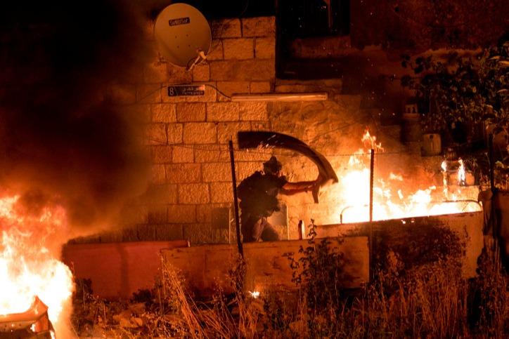 המהומות בשמעון הצדיק