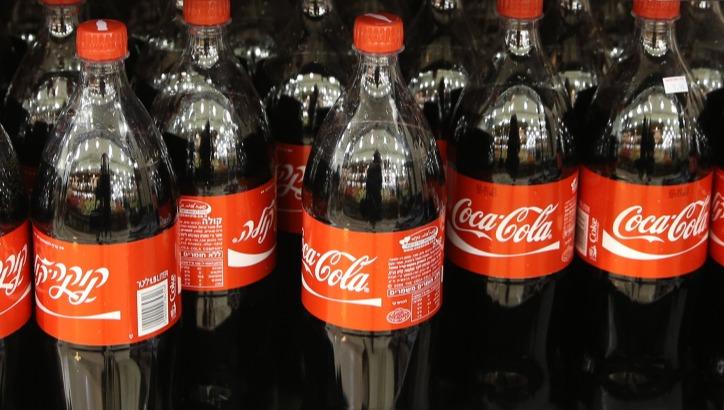 קוקה קולה, אילוסטרציה