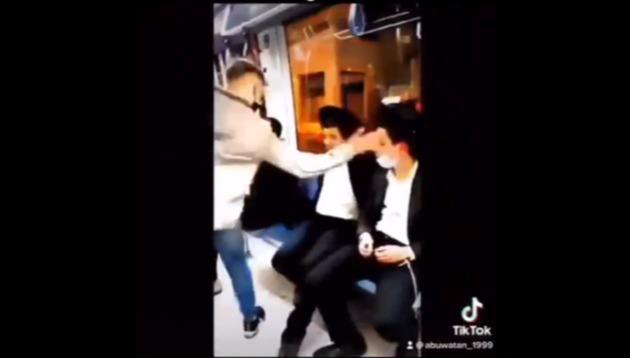 התקיפה ברכבת הקלה