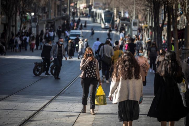 חנויות ברחוב יפו בירושלים
