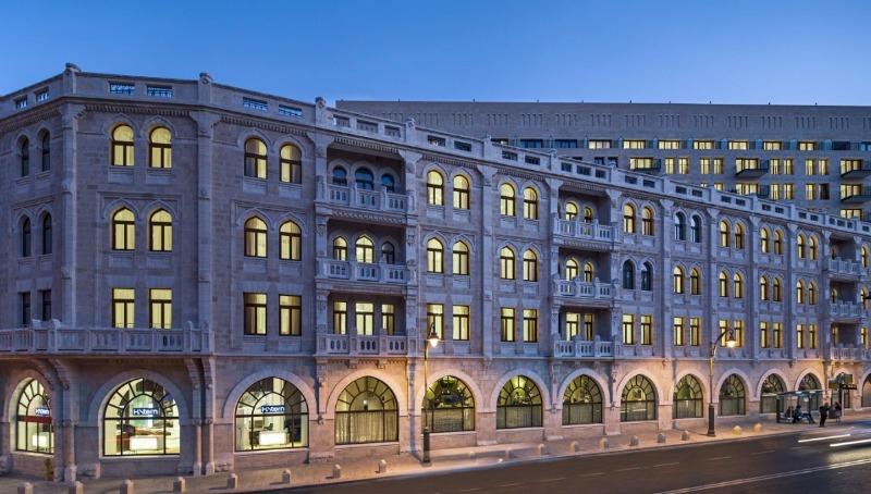 """כמעט מושלם   מלון ירושלמי זכה בתואר """"המלון הישראלי הטוב ביותר במזרח התיכון"""""""