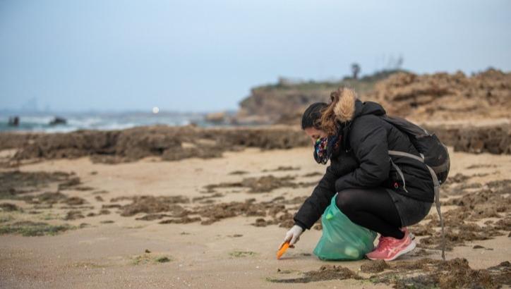 הזיהום בים התיכון
