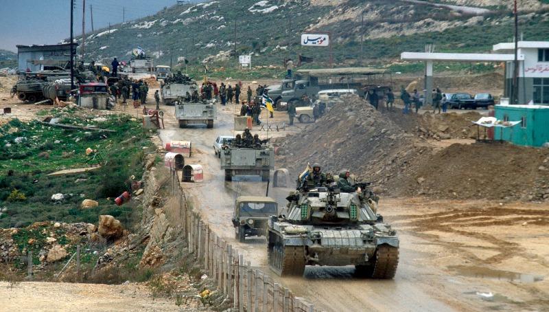 מלחמה בלבנון
