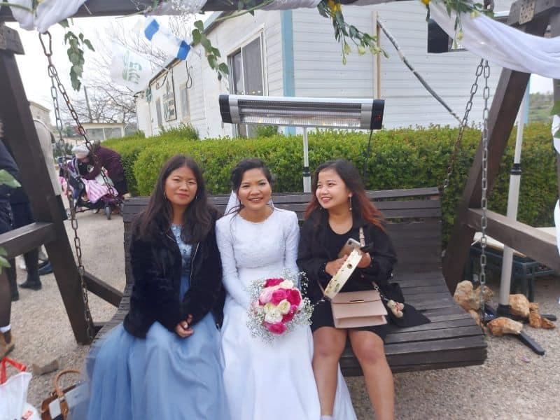 חתונה לגרים