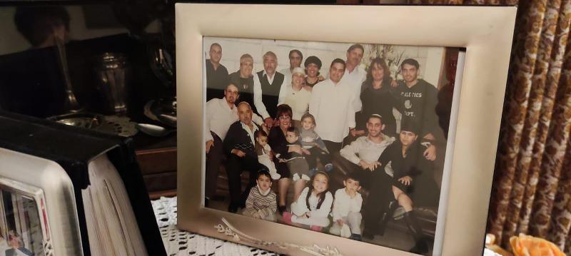מהאלבום המשפחתי. משפחתה של פיה פוזן
