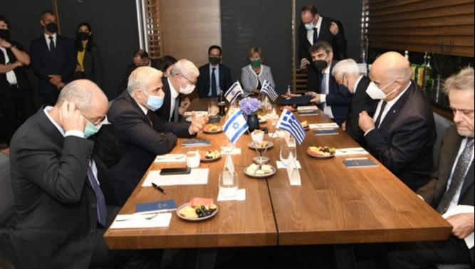פגישת שרי החוץ