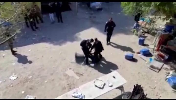 מעצר אלים של תלמידי ישיבת חומש