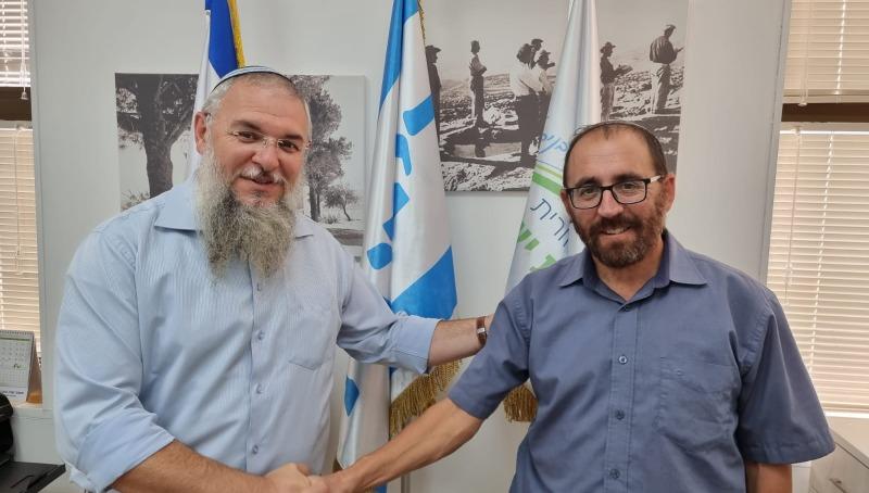 הרב רפי אוסטרוף נבחר לקדנציה נוספת לראשות המועצה הדתית גוש עציון