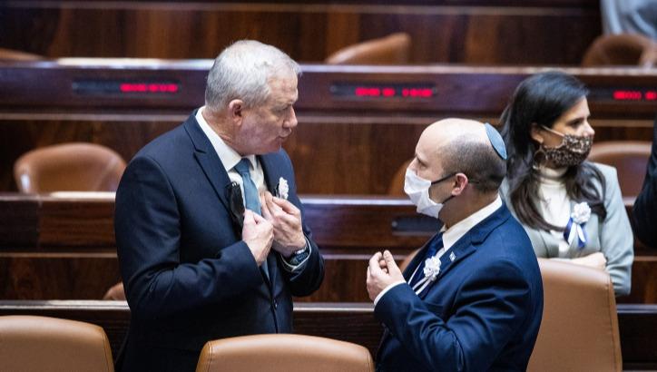 """גנץ: """"ישראל יכולה לחיות עם הסכם גרעין חדש"""""""