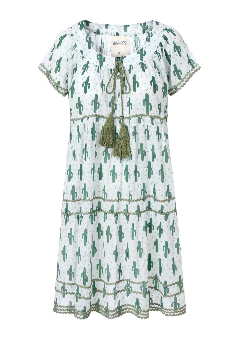 שמלת קקטוסים של המותג גלביה 790 שקלים