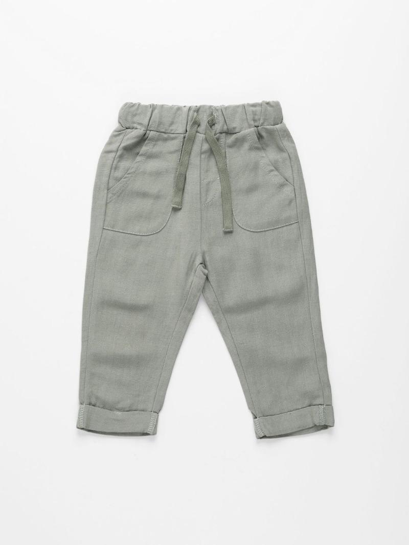 מכנסי פשתן