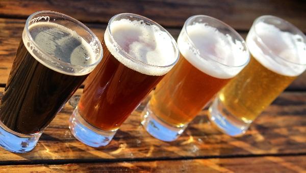 בירה בטעמים שונים