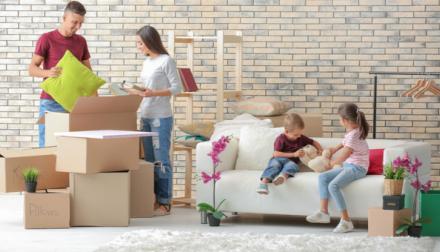 עוברים דירה צילום: shutterstock