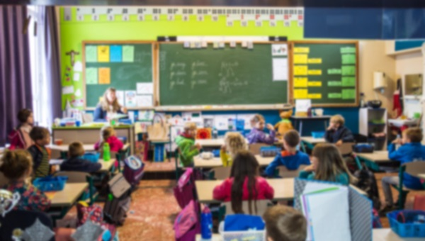 מורה בכיתה