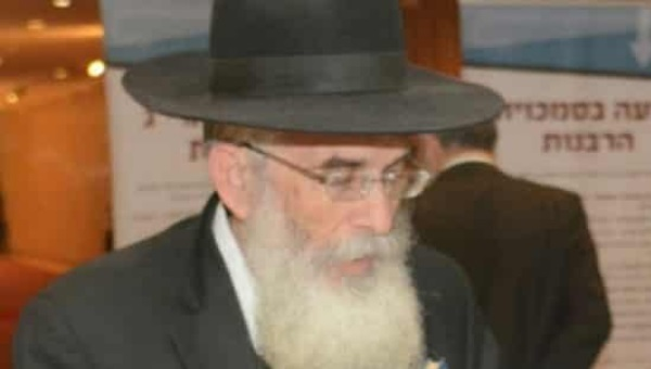 הרב מרדכי שטרנברג