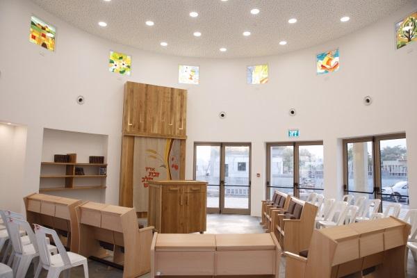 בית הכנסת קהילתי. ארכיון