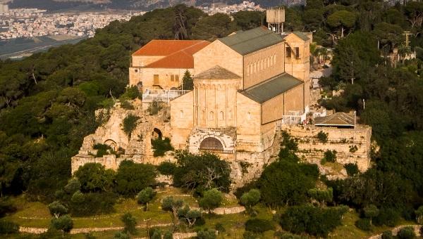 הכנסיה על הר תבור, מקום 10