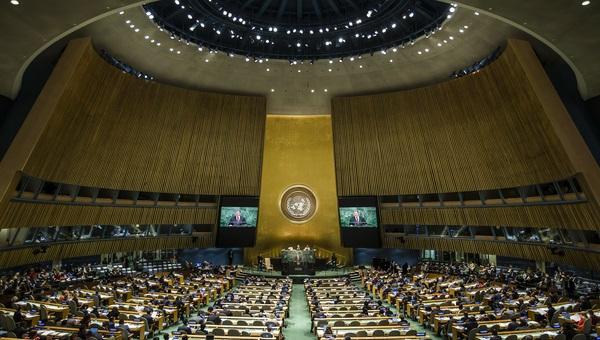 """האסיפה הכללית של האו""""ם"""