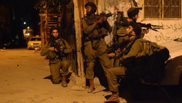 מעצרים ביהודה ושומרון. תמונת ארכיון