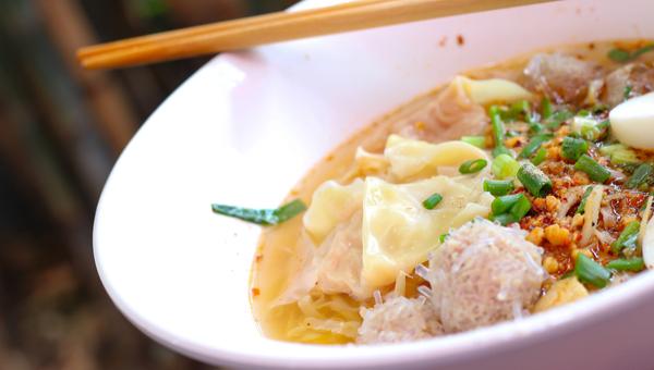 מרק עוף סיני