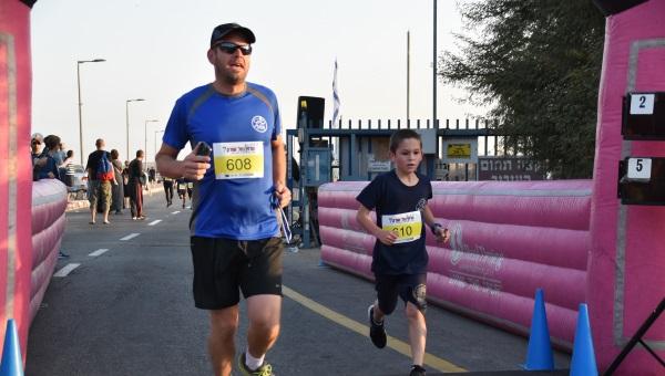 רצים במירוץ