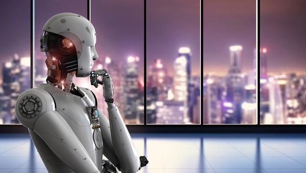 רובוט עם מחשבה