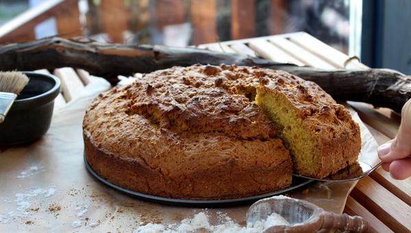 עוגת שמן זית איטלקית