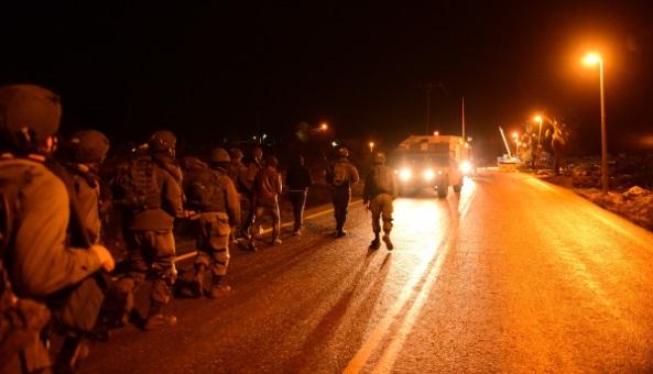 הכוחות בכפר קוצרא