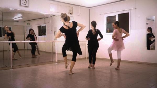 יהודית הירש, רקדנית ומורה לבלט ומחול