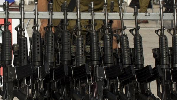 33 נשקים נגנבו