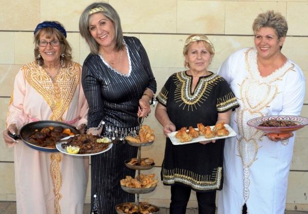 המיזם נשים מבשלות