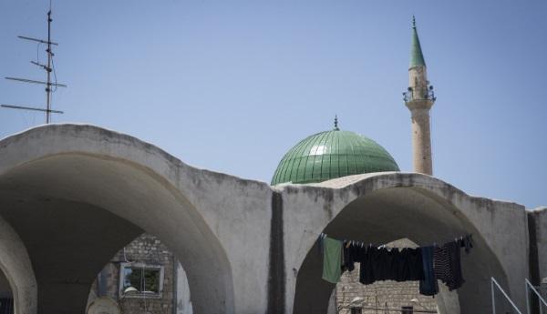 תמונת ארכיון של מסגד