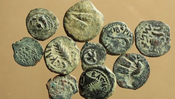 מטבעות מזמן החשמונאים