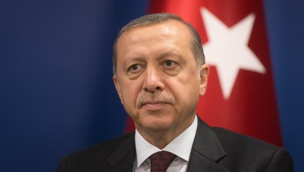 נשיא טורקיה ארדואן מטיף לישראל