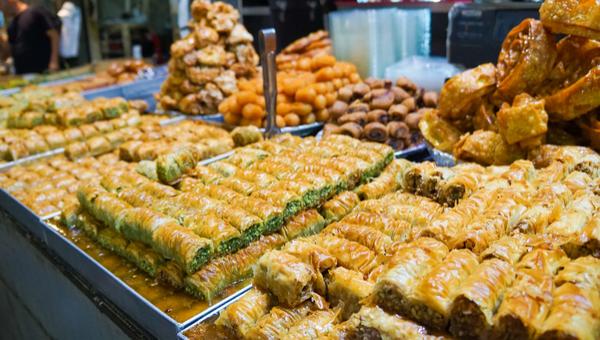 ממתקים ירושלמיים