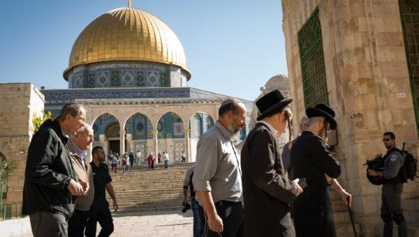ביקור יהודים בהר הבית