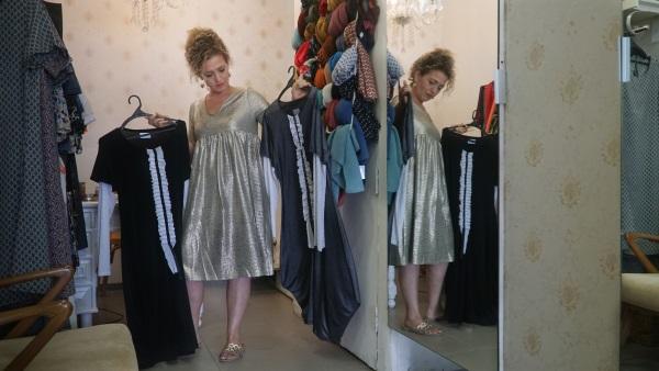 אורלי ברון, סטייליסטית ובעלת חנות מעצבים