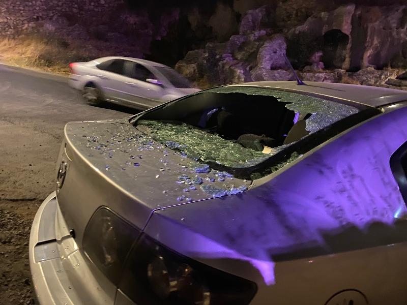 הרכב שנפגע