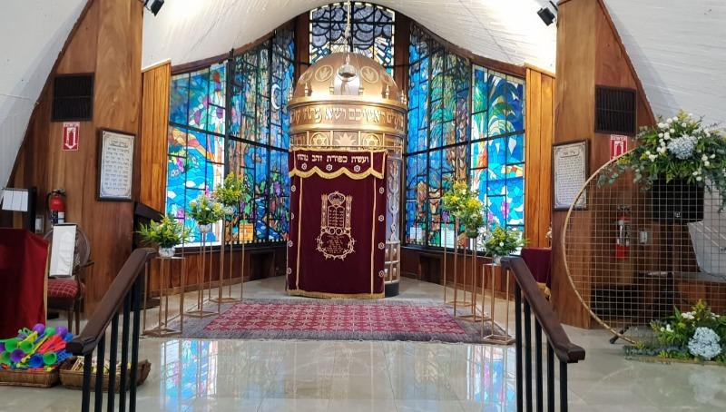 בית הכנסת בגוואטמלה